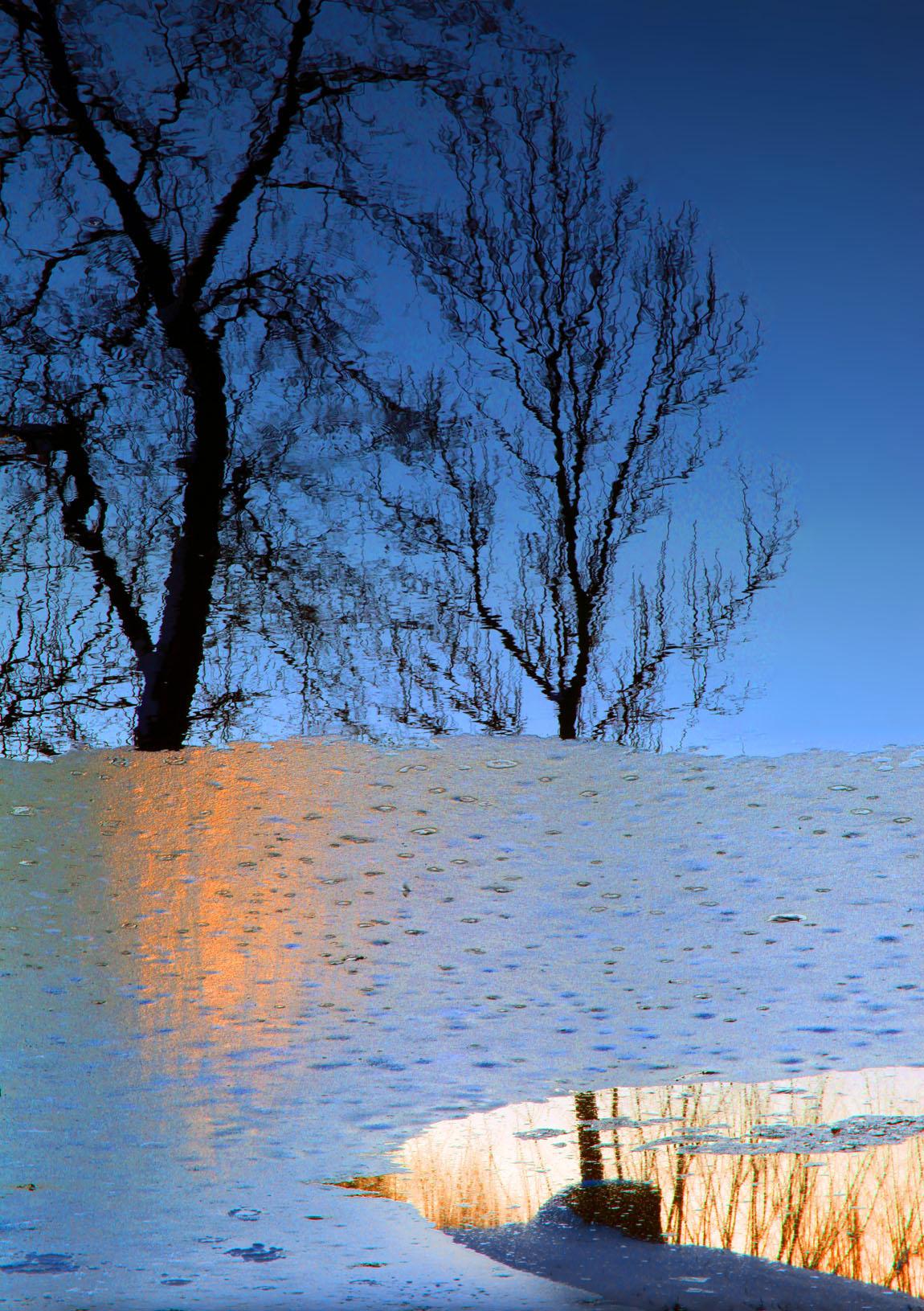 Duben, dozvuky zimy